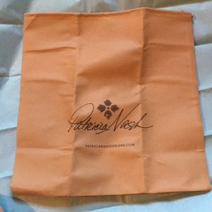 "4 for $25 New Patricia Nash Dust Bag 13"" x 12.5"""